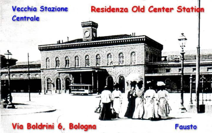 Old Center Station