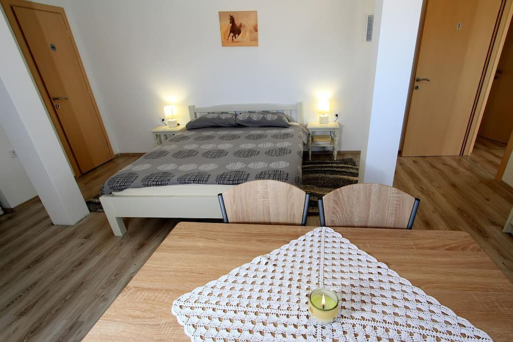 Bedroom, Surface: 30 m²