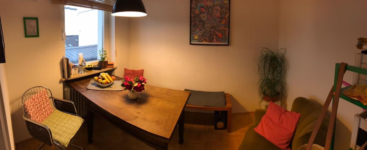 Nice, cozy, shared Apartment in Sendling München.