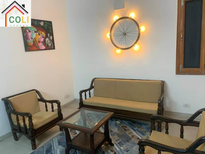 3BHK Service Apartment at Coli Spaces