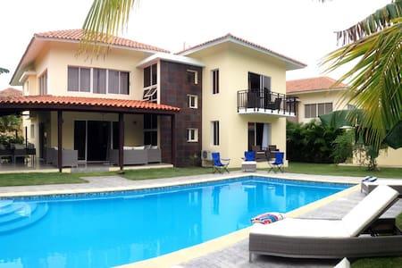 Slendid Villa in Guavaberry - Juan Dolio - Villa