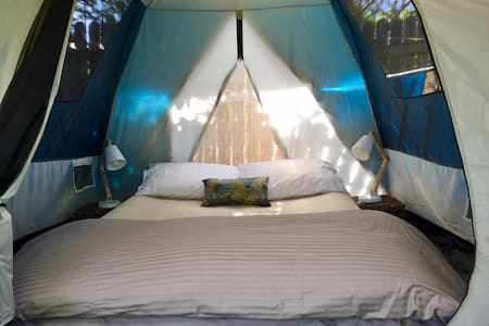 Queen Tent at Kyogle Country Bliss House - Kyogle - บ้าน