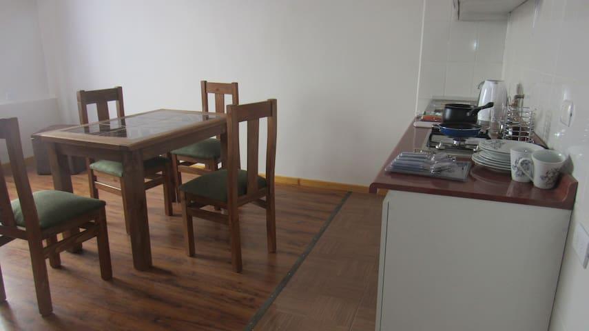 Departamento nuevo amoblado en San Fernando