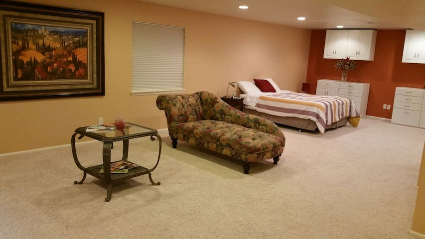 Spacious and confortable Basement Suite - Northglenn - Dom