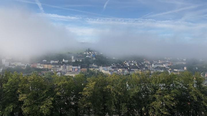 Panorama - Apartment I -  Vulkanblick - Gerolstein