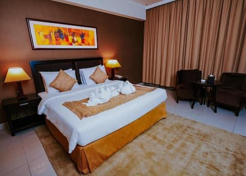 First Class Suite Executive At Abu Dhabi