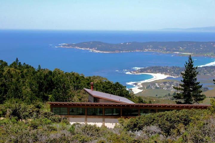 BIG SUR PRIVACY, CARMEL LOCATION.