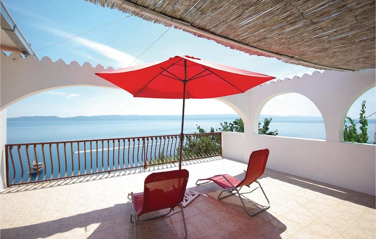 Holiday apartment with 1 room on 36 m² in Pisak