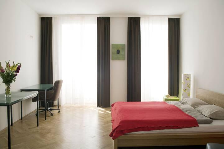 SCHIFFAMT Top 7, Karmeliterviertel - Wien - Haus