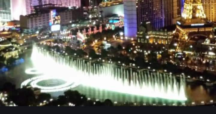 *Amazing* VDARA FOUNTAIN VIEW SUITE Smoke Free!