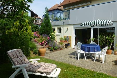 "gite rural ""rez de jardin"" - Kutzenhausen - Dům"