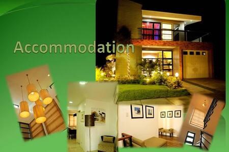 De luxe Villa 206 - Angeles City - Casa