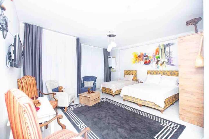 Taksim lstanbul Style 2-1- La Casa Home Concept