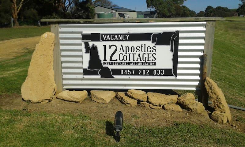 12 Apostles Cottages- Tullarook