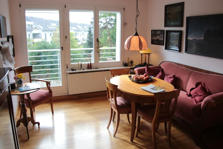 Quiet Apartment near University - Kolonia - Apartament