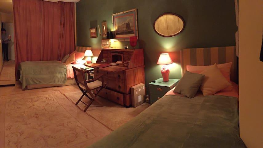 Toplocation ! charming guestroom in exquisite flat - Frankfurt am Main - Daire