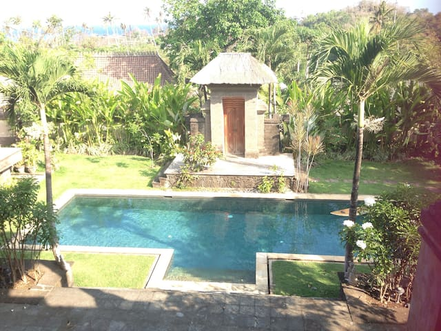 Exotic Hide Away-The True Bali - Denpasar - House
