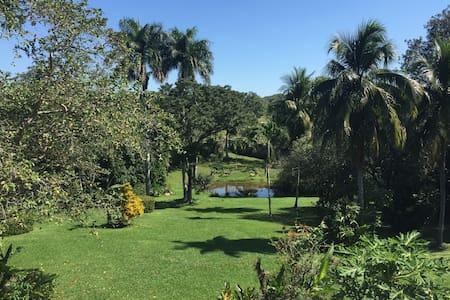 La Loma de las Guacamayas 2 habitaciones.