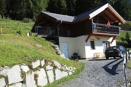 Haus Seeblick Almhütte Skihütte - Gemeinde Greifenburg