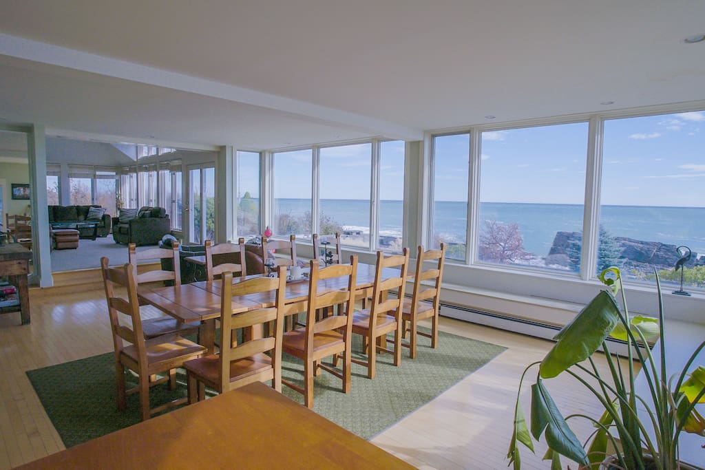 Maine Oceanfront Escape Houses For Rent In Cape