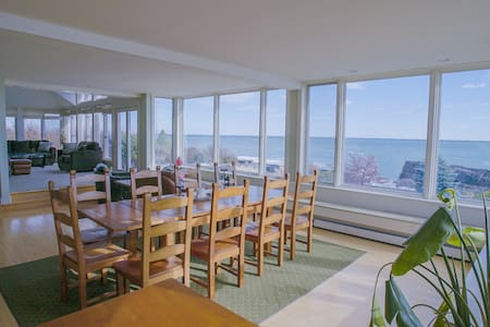 Maine Oceanfront Escape - Cape Elizabeth - Casa