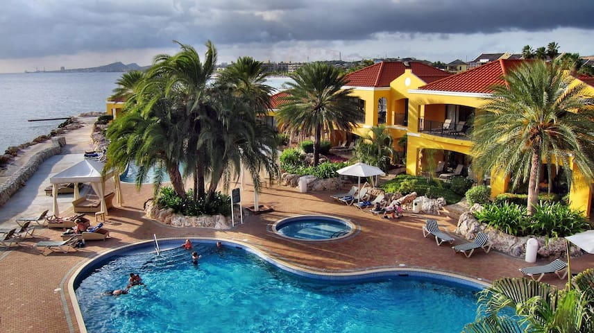 The Royal Resort and Sea Aquarium Curacao