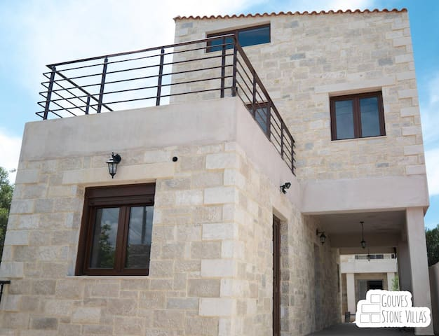 Gouves Stone Villa - Maisonette by the sea - Kato Gouves - Apartment