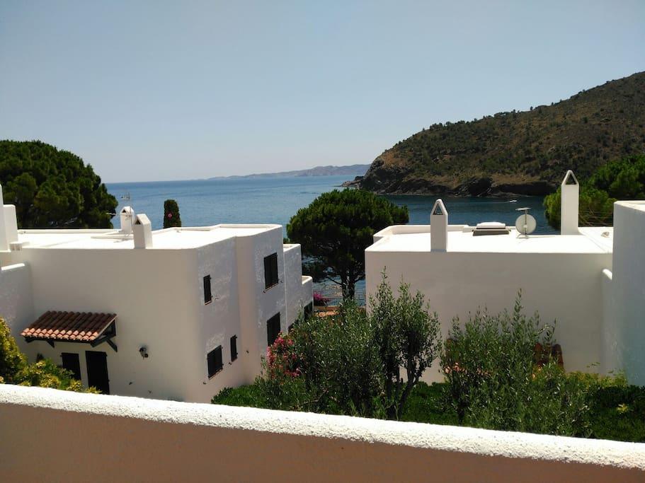 Casa en la costa brava delante del mar casas en alquiler - Casas alquiler costa brava ...