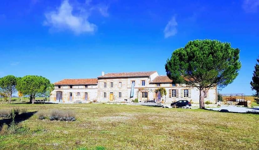 Lagarrigue - Cottages, rooms...