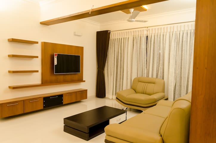 Lil' Maria's Home - Kochi - Appartement