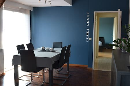 Flat 70m² near Brussels/Lion Mound - Braine-l'Alleud