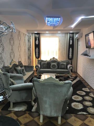 3-комнатная Делюкс квартира 120кв м