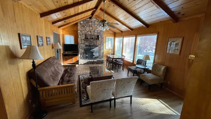 Bay Meadows Cabin Near the Lake & Village!