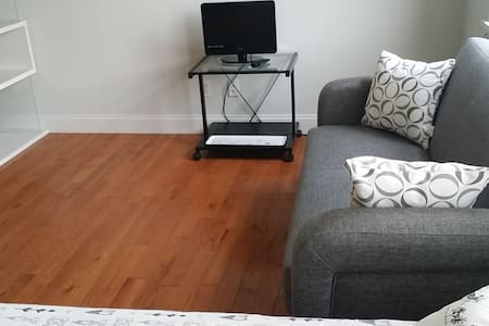 Contemporary Studio(all equipped) apt, renovated - Fairview - Apartment
