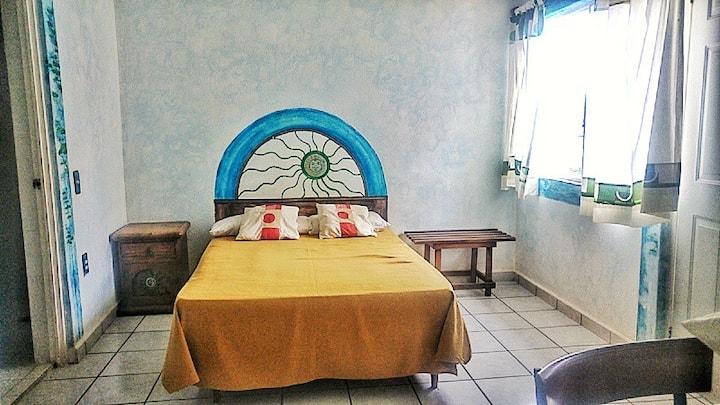 Habitación 5 de 2-4 personas camas matrimoniales