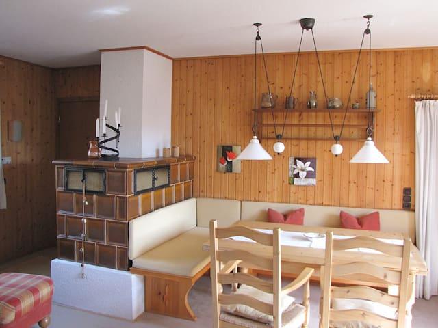 Ferienhaus Edersee/Kellerwald, verkehrsberuhigt
