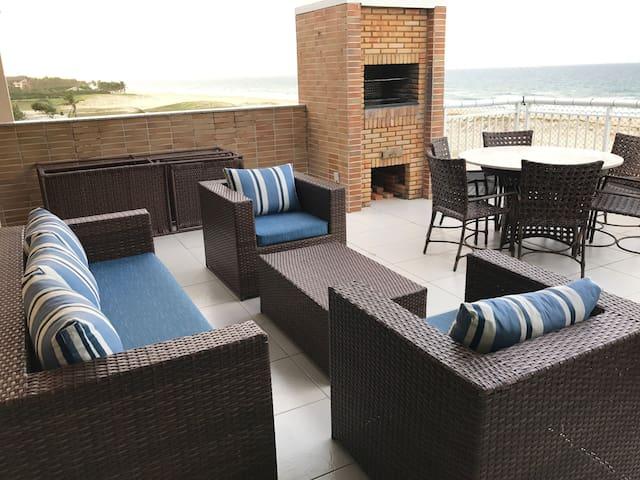 TerraMaris Duplex luxo - Vista Mar