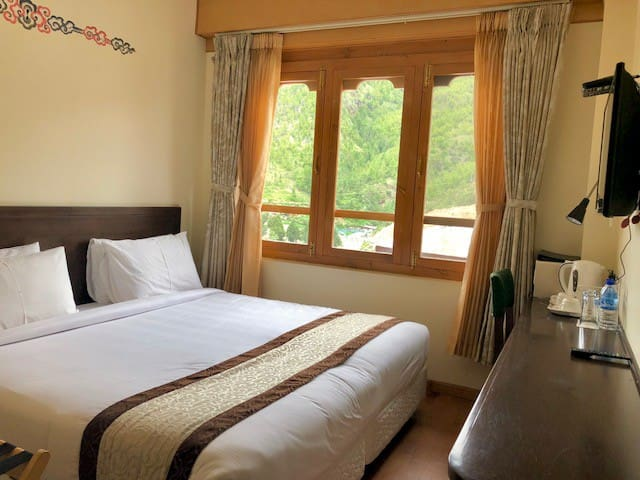 3. Beautiful Hotel Bhutan Thimphu