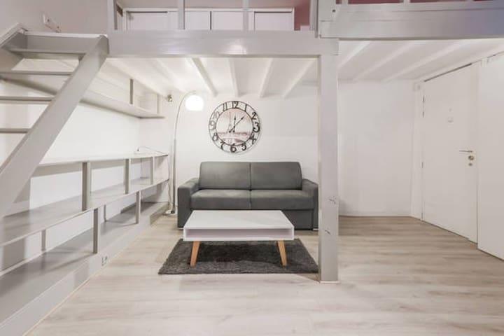 Loft studio BEAUBOURG/CHATELET - Paris - Loft