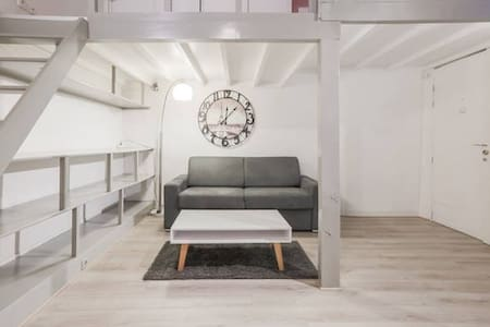 Loft studio BEAUBOURG/CHATELET - Paris