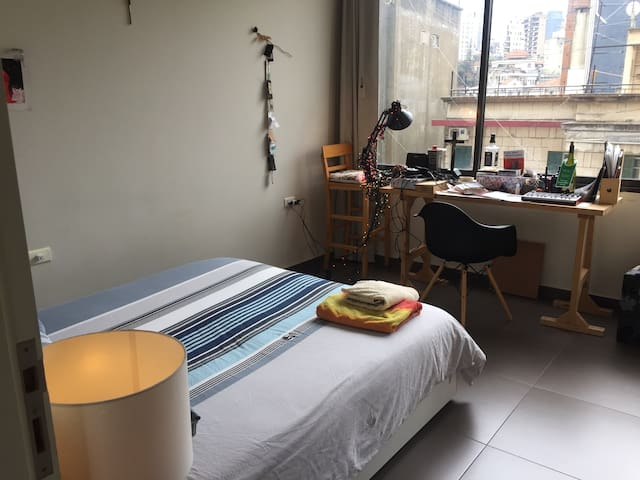 Private cosy charming loft apart. -  Mar Mikhael - Flat