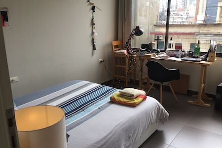 Private cosy charming loft apart. -  Mar Mikhael - Apartmen