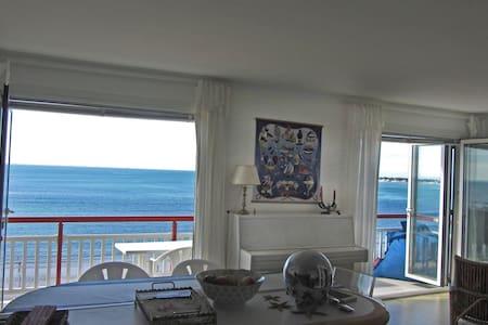 Appartement spacieux face à l'océan proche centre - La Baule-Escoublac
