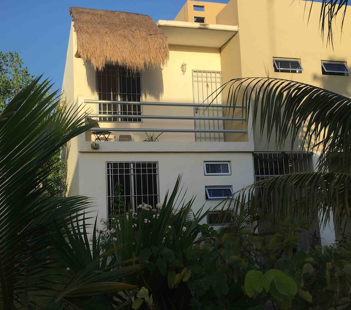 Pto. Morelos 2 Private bedrooms max 2 pax in each.