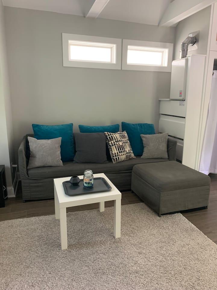 Modern Beach Studio/ Loft