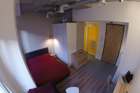 Modern studio in the heart of Maastricht - Maastricht - Wohnung