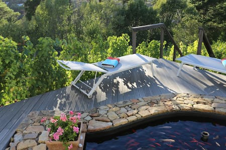 Strawberry Cottage - Hout Bay - Cape Town - Huoneisto