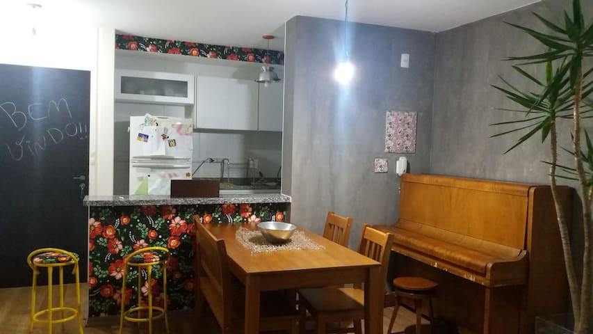 Suíte em SP - São Paulo - Byt