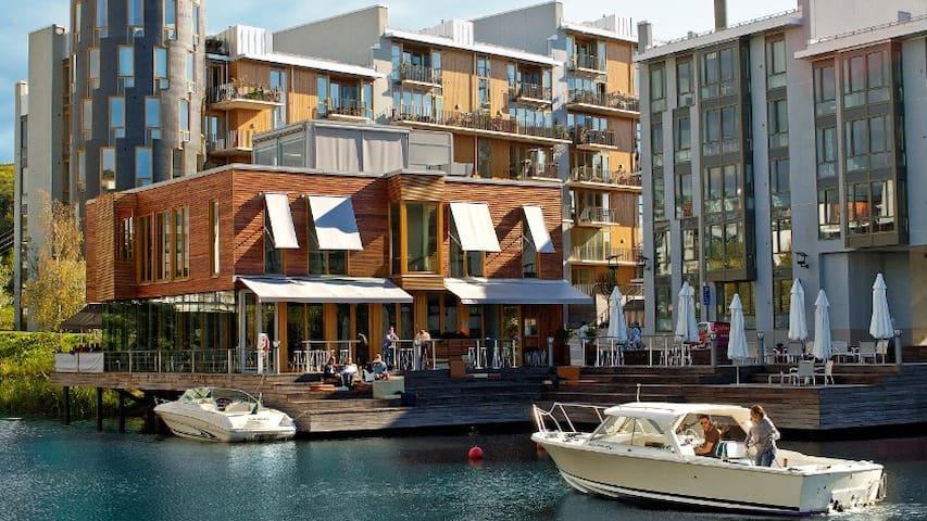 Hammarbysjöstad 60kvm - Estocolmo - Apartamento