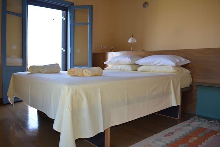 Upper floor bedroom.